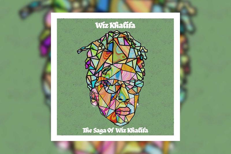 Wiz Khalifa 'The Saga of Wiz Khalifa' Mixtape 4/20 Mustard Megan Thee Stallion Ty Dolla $ign Mustard Logic KCAMP Quavo Tyga