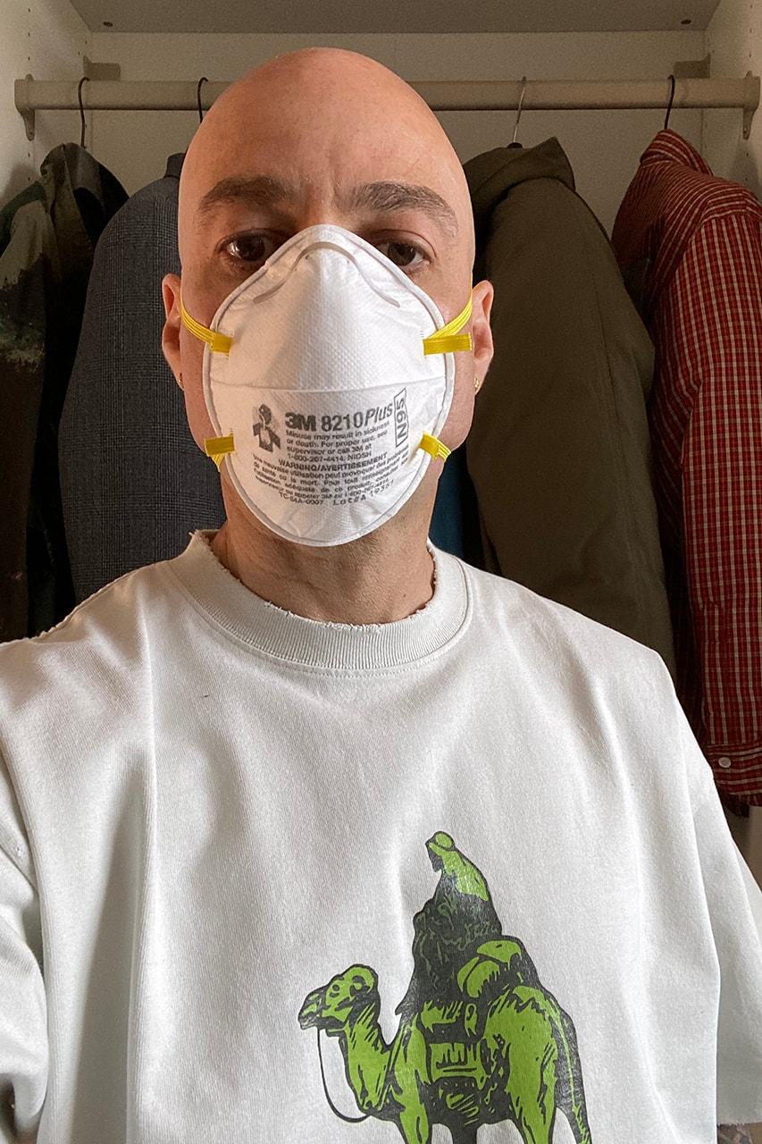 Work From Home Style Advice Interview Alex Kasavin quarantine covid 19 coronavirus