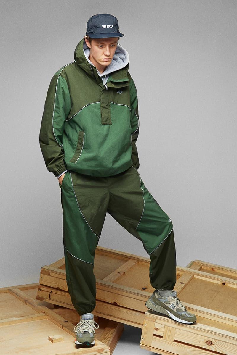 wtaps new balance 992wt release information us global uk details closer look buy cop purchase tetsu nishiyama grey green olive drab orange