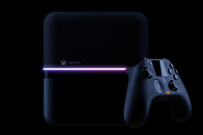 Xbox Project Oris Concept Xbox Series X Projector | HYPEBEAST