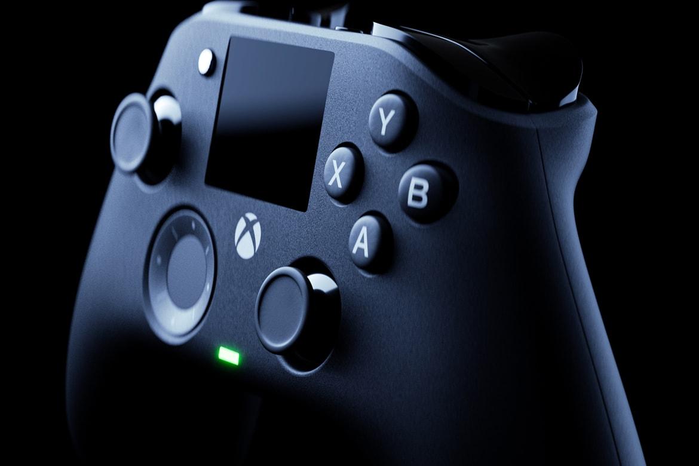 Xbox Project Oris Concept Xbox Series X Projector Hypebeast