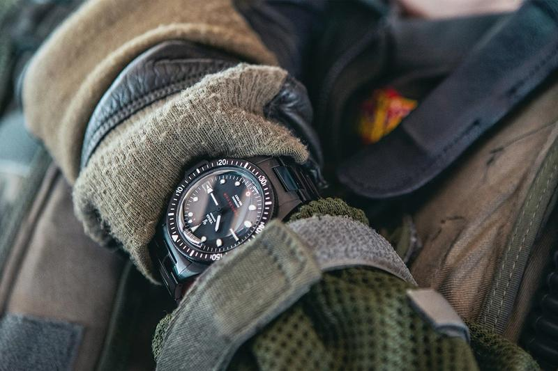 yema france french air force superman heritage sea air flieger diver watches timepiece limited edition