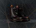 Yohji Yamamoto Adds Spider Web Graphic to Dr. Martens 1460 Boot