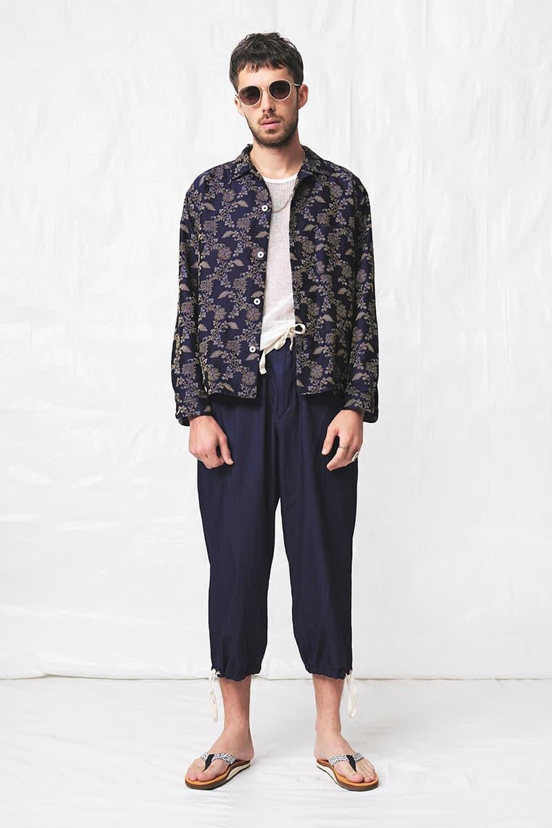 YSTRDYS TMRRW 2020 Summer Lookbook menswear streetwear ss20 spring summer 2020 collection jackets hats shirts t shirts button ups hoodies sweaters pants trousers japanese designer
