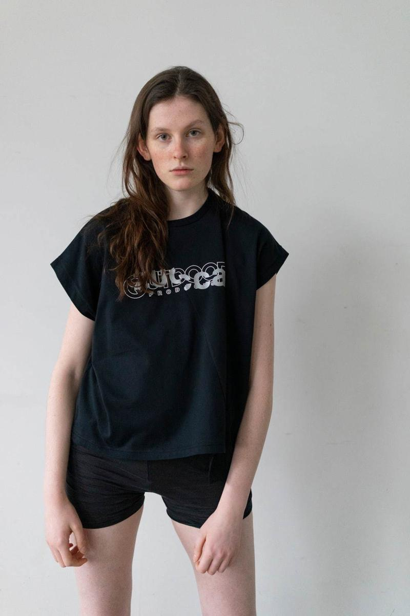 "Zucca x Outdoor Products Collection Collab T-shirts Standard Asymmetric Diagonal Cut Neon Orange Black Light Brown Duffels Rucksacks ""452U"" ""231LRG"" ""Konbu-N"" Nylon backpack"