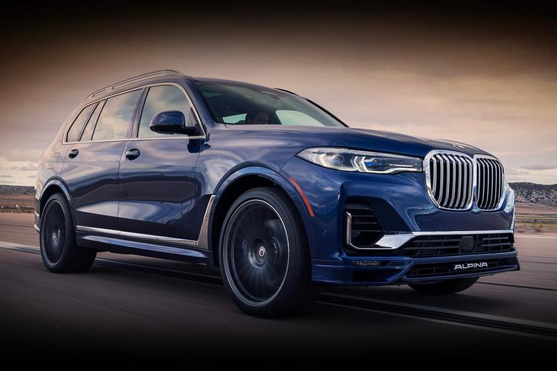 BMW Unveils the 2021 Alpina XB7 XB7 based on the BMW X7 specs info price details 612 horsepower 0-60 mph 4 seconds