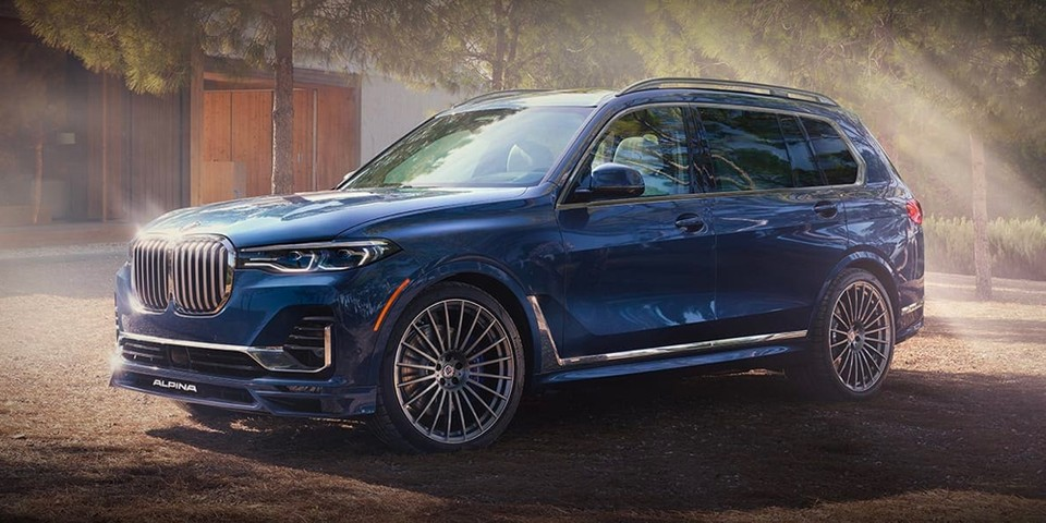 Alpina Reworks the BMW X7 With a Heavy Dose of Muscle - HYPEBEAST
