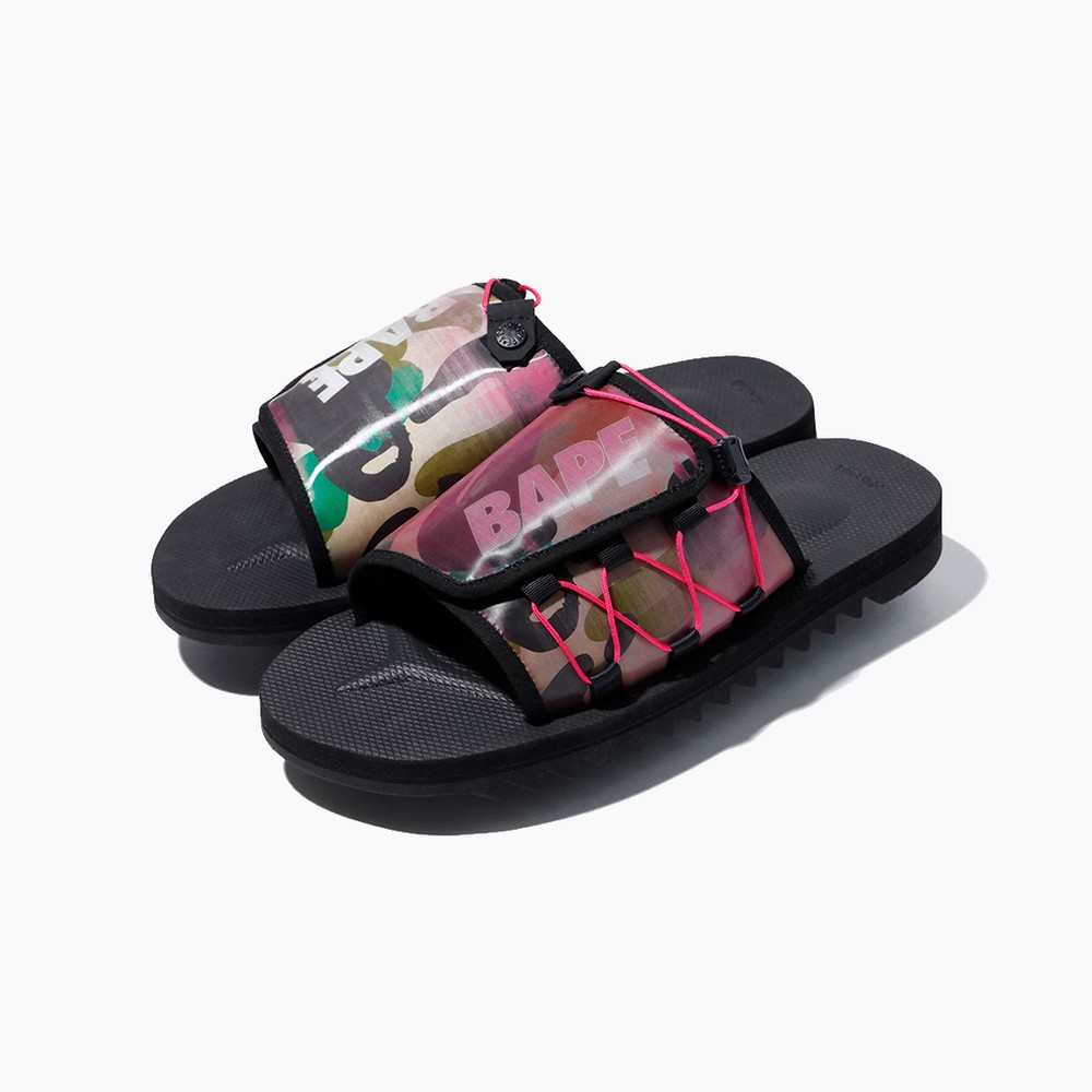 BAPE x Suicoke DAO Sandal SS20 Collaboration Release Where to buy Price 2020