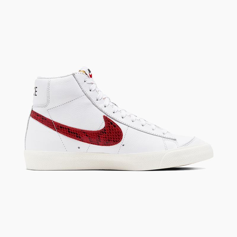 """Nike Blazer Mid Vintage '77 """"Red & Blue"""" Sneaker Release Where to buy Price 2020"""