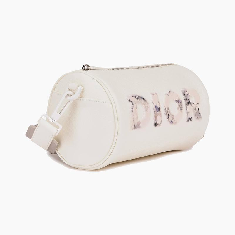 Daniel Arsham x Dior Grained Leather Roller Bag Release 2020 Where to buy Price