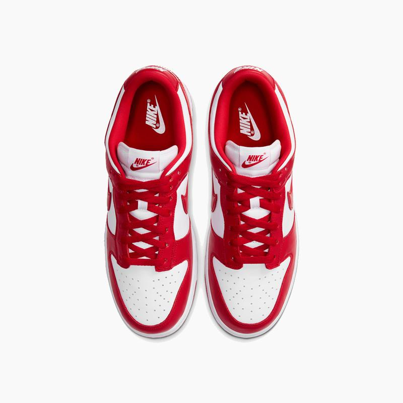 """Nike Dunk Low """"University Red"""" Sneaker Release Where to buy Price 2020"""