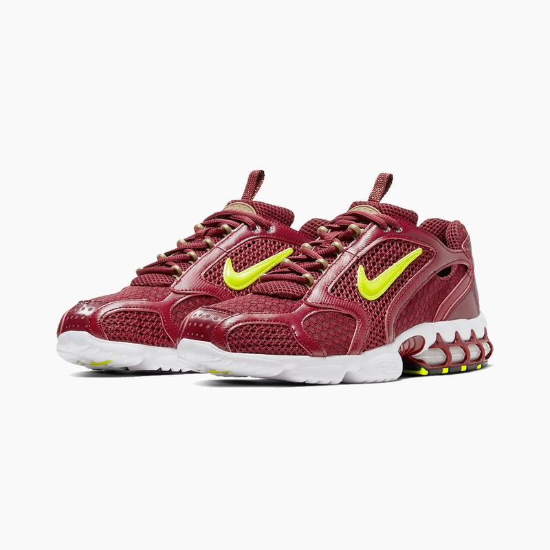 """Nike Air Zoom Spiridon Cage 2 """"Team Red"""" Sneaker Release Where to buy Price 2020"""