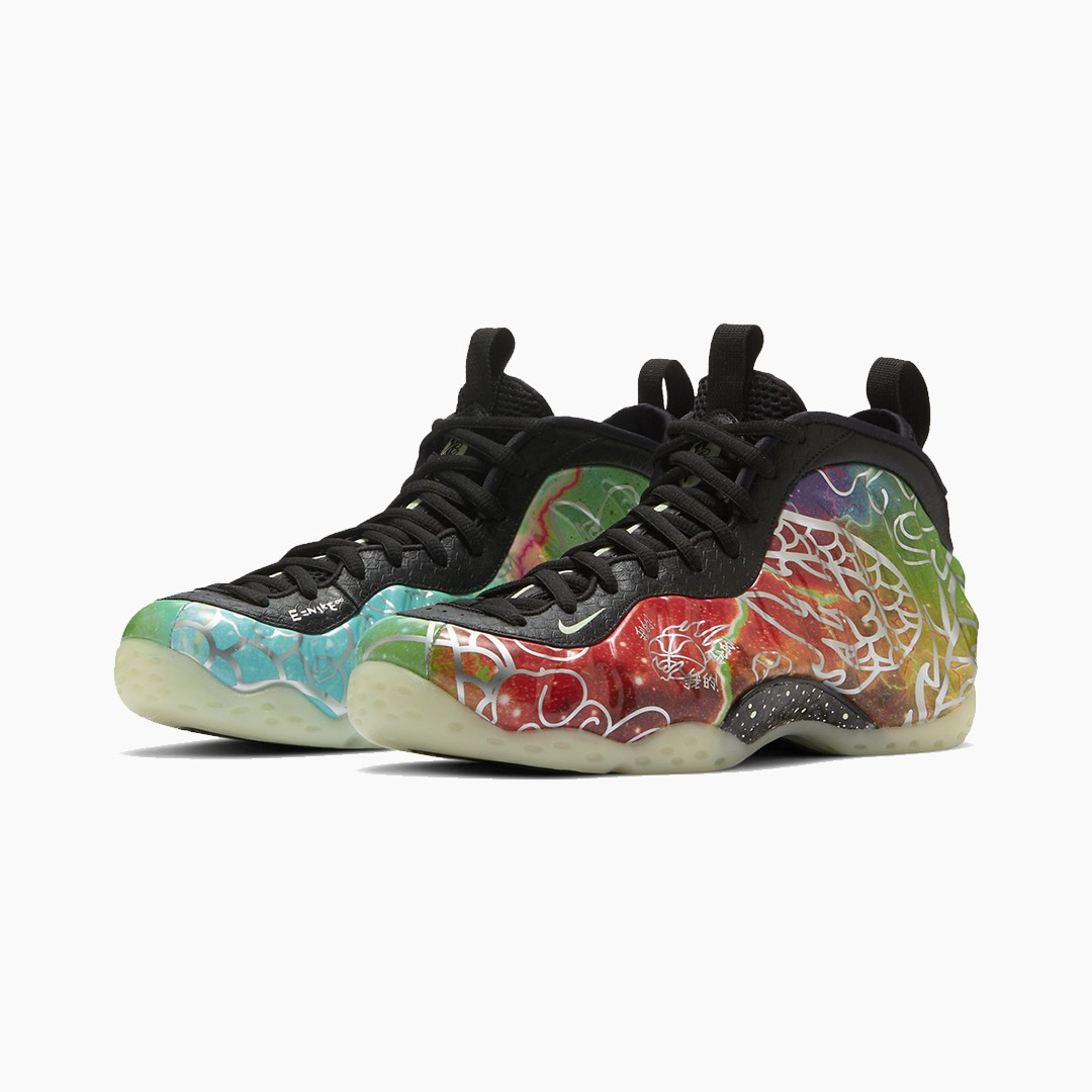 Nike Air Foamposite One Floral 2019 Release Date Price6 ...