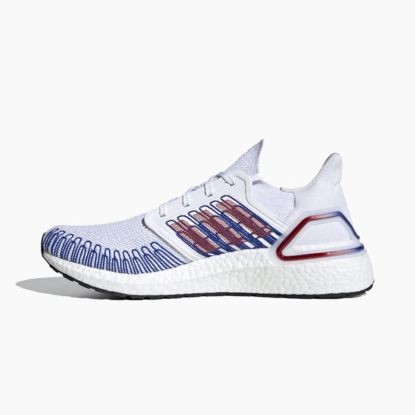 "adidas UltraBOOST 20 ""Scarlet/Royal Blue"""