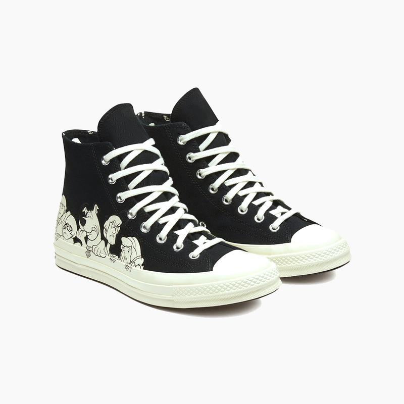 "Converse x Scooby-Doo Chuck 70 ""Black"" Sneaker Release Where to buy Price 2020"