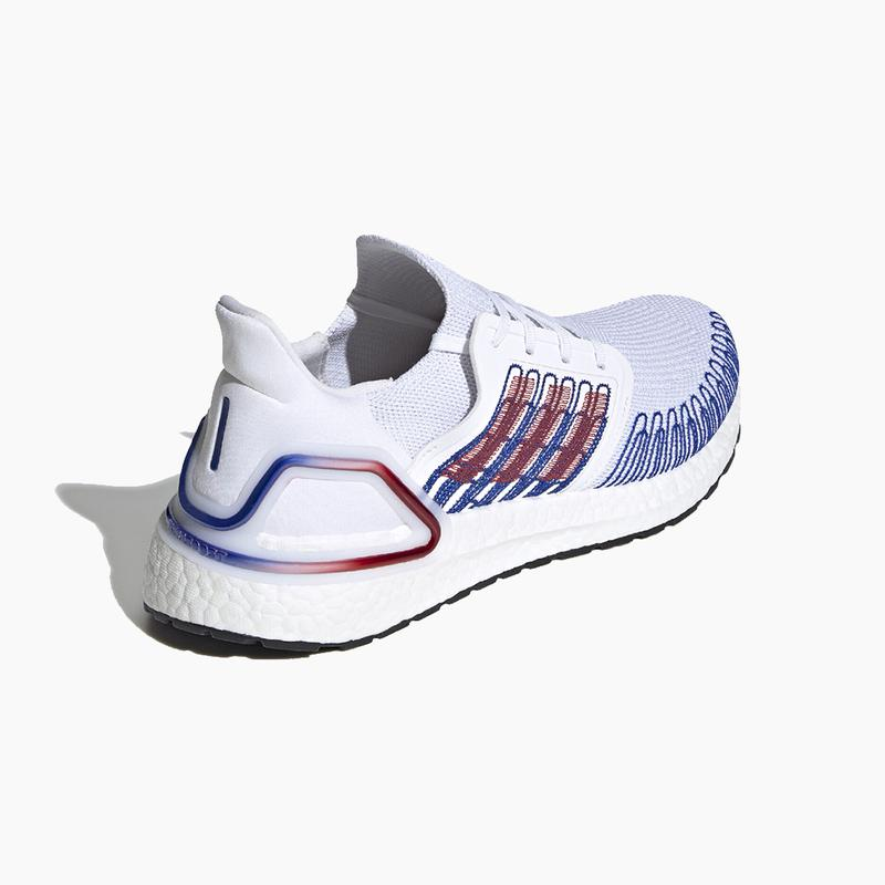 "adidas UltraBOOST 20 ""Scarlet/Royal Blue"" Sneaker Release Where to buy Price 2020"