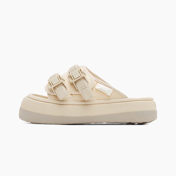 "Eytys Capri Sandals ""Off-White"""