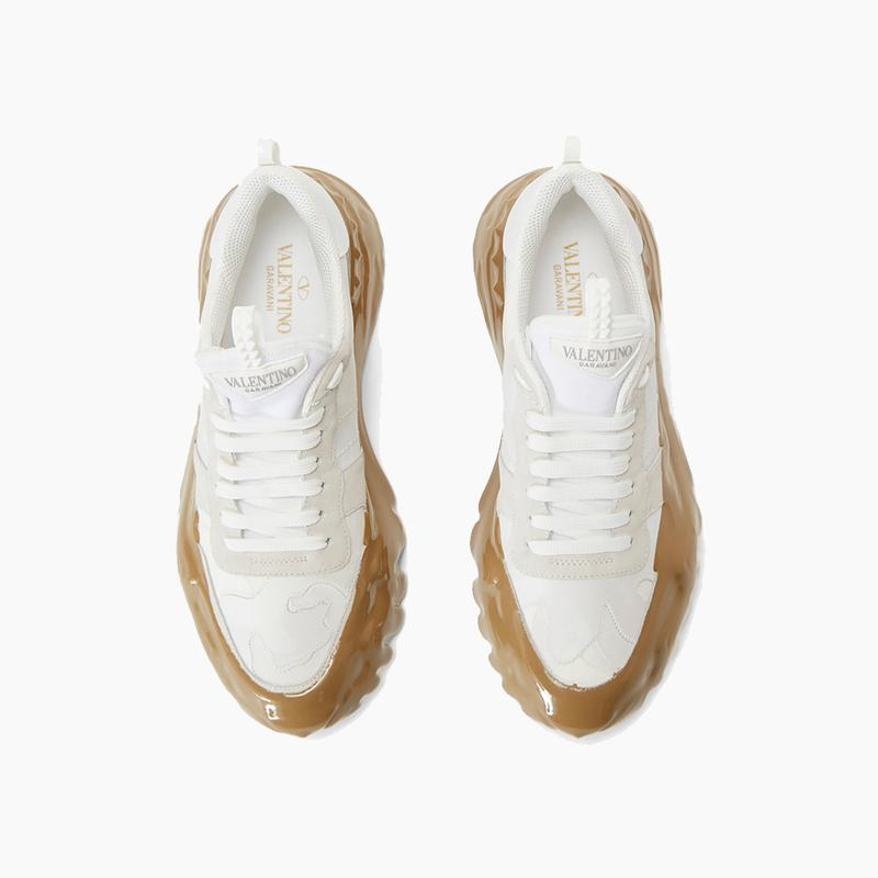 """Valentino Rockrunner Plus Sneakers """"White"""" Release Where to buy Price 2020"""