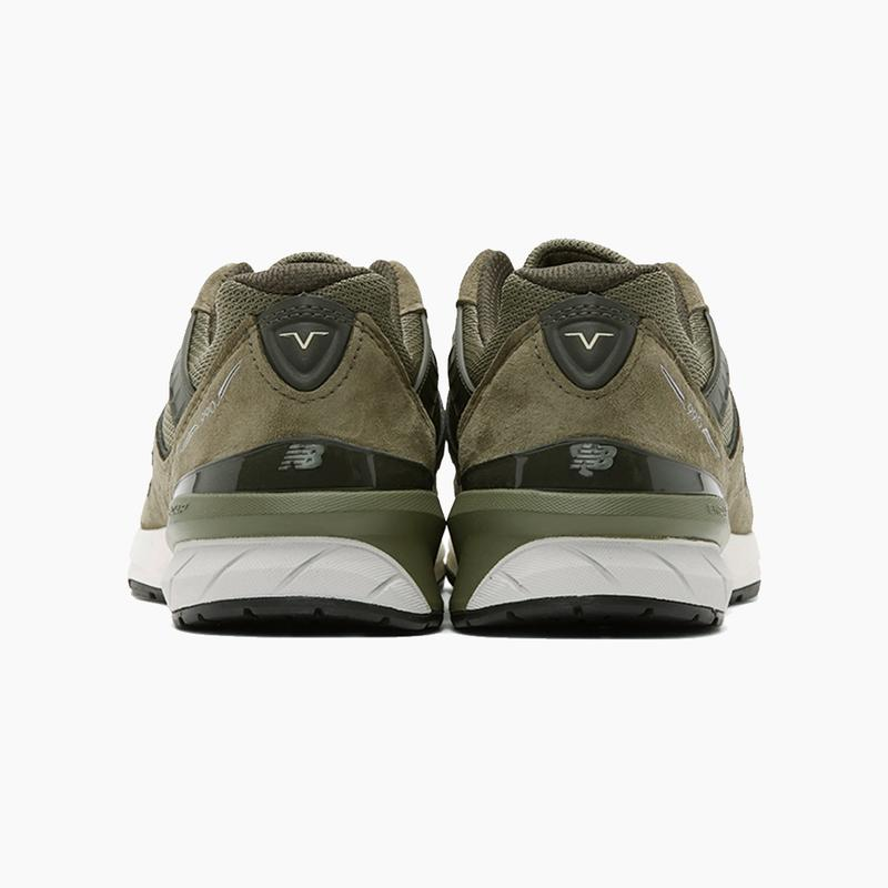 "New Balance 990v5 Made in US ""Covert Green"" Sneaker Release Where to buy Price 2020"