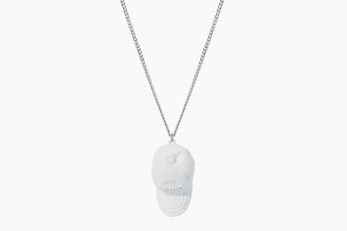 Dior Daniel Arsham Cap Pendant Necklace