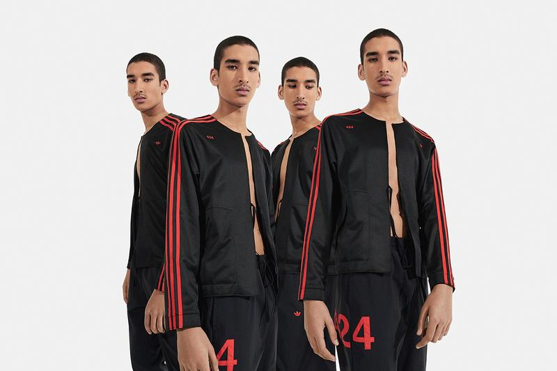 424 adidas originals spring summer 2020 ss20 release information pro model superstar sc premiere buy cop purchase run-dmc tracksuit tailoring formal