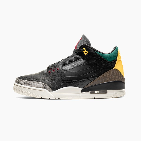 "Air Jordan 3 ""Animal Instinct 2.0"""