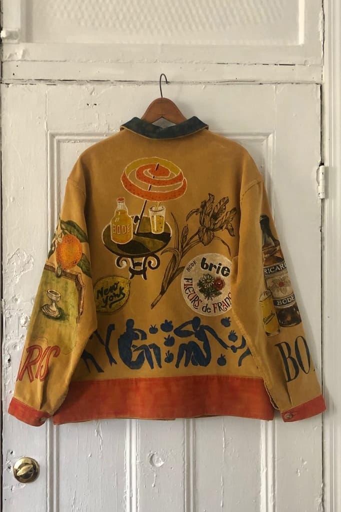 La Mode S'Engage Coronavirus Charity auction sale luxury sacai balenciaga thom browne oamc balenciaga dior homme bag bode nike supreme gaultier