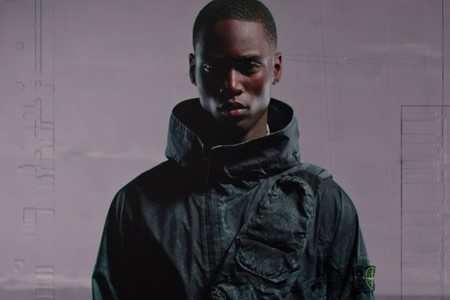 "Stone Island Drops Latest Membrana Outerwear in ""Dust Color"" for SS20"