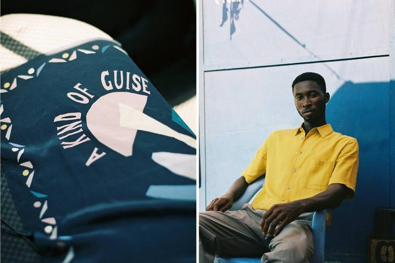 a kind of guise german brand lookbook ss20 ghana west africa kumasi collection spring summer 2020