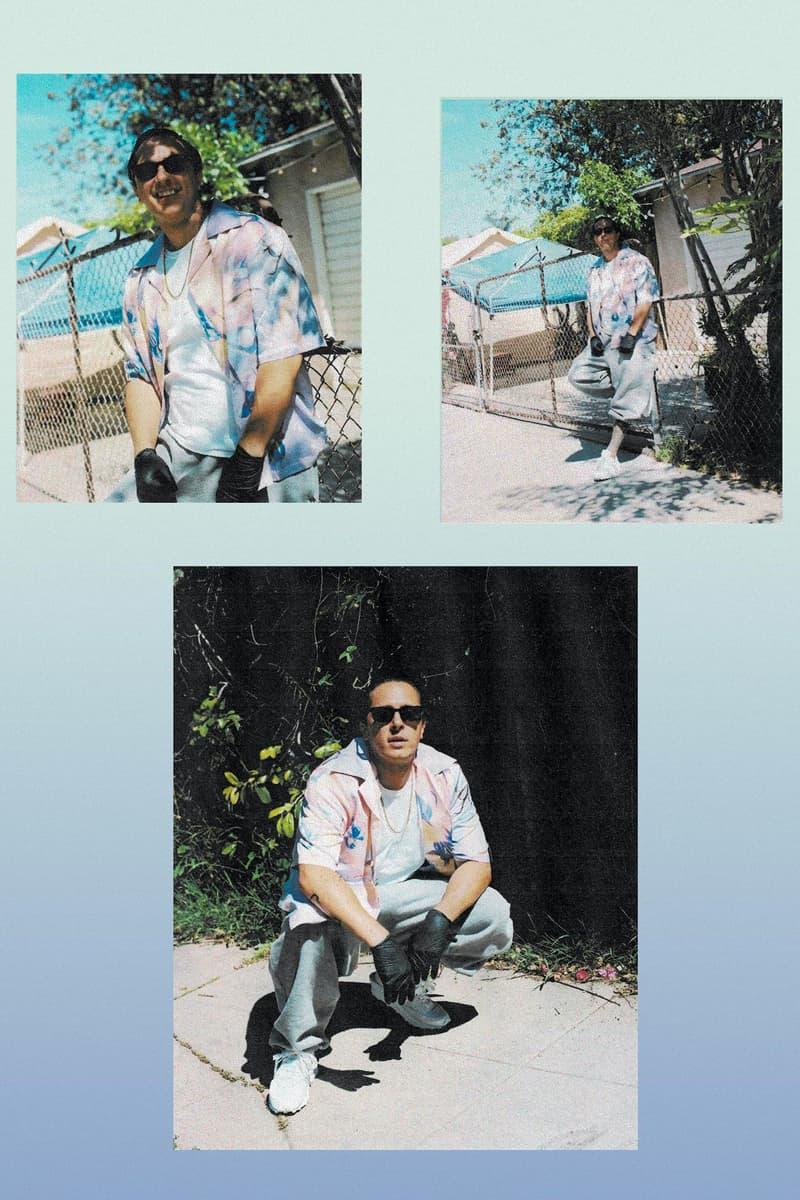 A$AP LOU COZY WORLD NE.SENSE The J Bali Shirt Release Info Buy Price Taiwanese Rocky Nast J Scott Snacks Necessity Sense