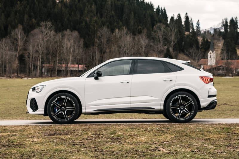ABT Sportsline Audi RSQ3 440 HP Tuning Super Mini SUV German Automotive Engineering Family Car Power Upgrades Quattro 520 Nm Torque 4.3 seconds 0-60 MPH