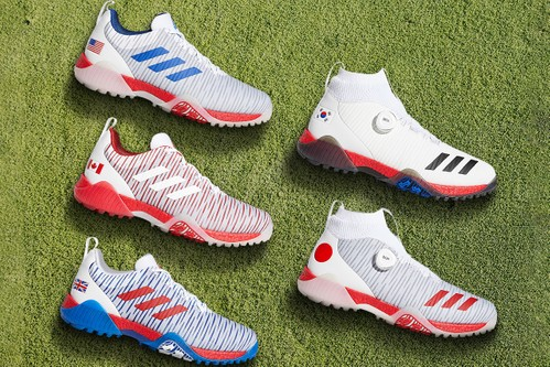 """adidas Celebrates Golf's Global Appeal With CODECHAOS """"Nations"""" Pack"""