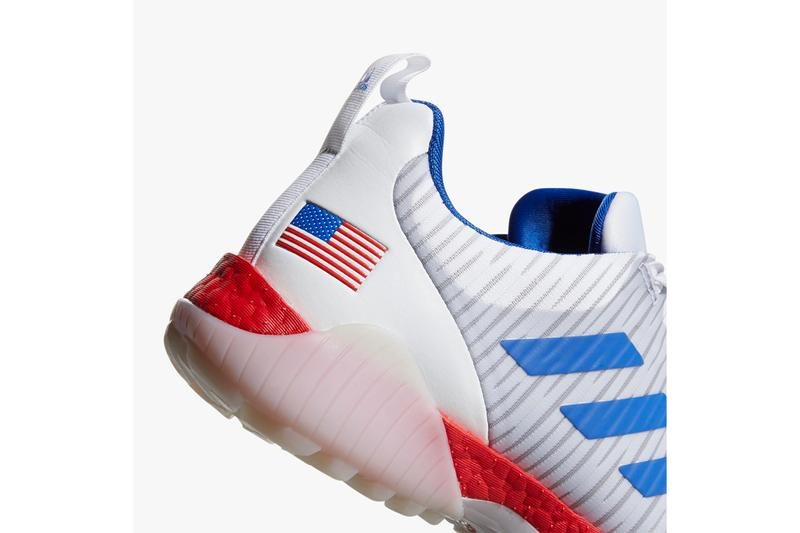 adidas golf codechaos nations olympics pack boa usa united states canada uk united kingdom great Britain japan south korea canada official release date info photos price store list