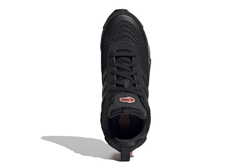 adidas microbounce t1 core black solar red ef4881 official release date info photos price store list