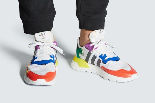 "adidas Nite Jogger Is Added to ""Pride Pack"""