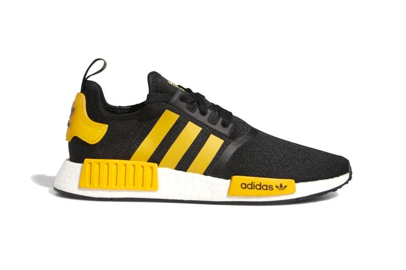 adidas NMD R1 Active Gold core black cloud white menswear streetwear spring summer 2020 collection runners footwear sneakers shoes trainers