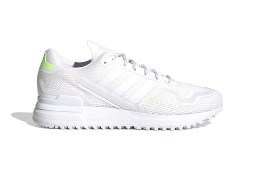 "adidas Bolsters ZX 750 HD With Clean ""Cloud White/Signal Green"" Colorway"
