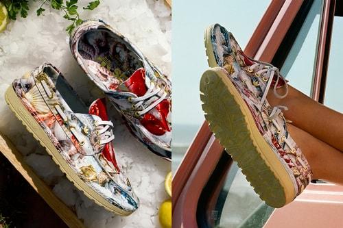 "adidas Saint Florent ""Seafood"" Digs Into Nautical Delicacies"