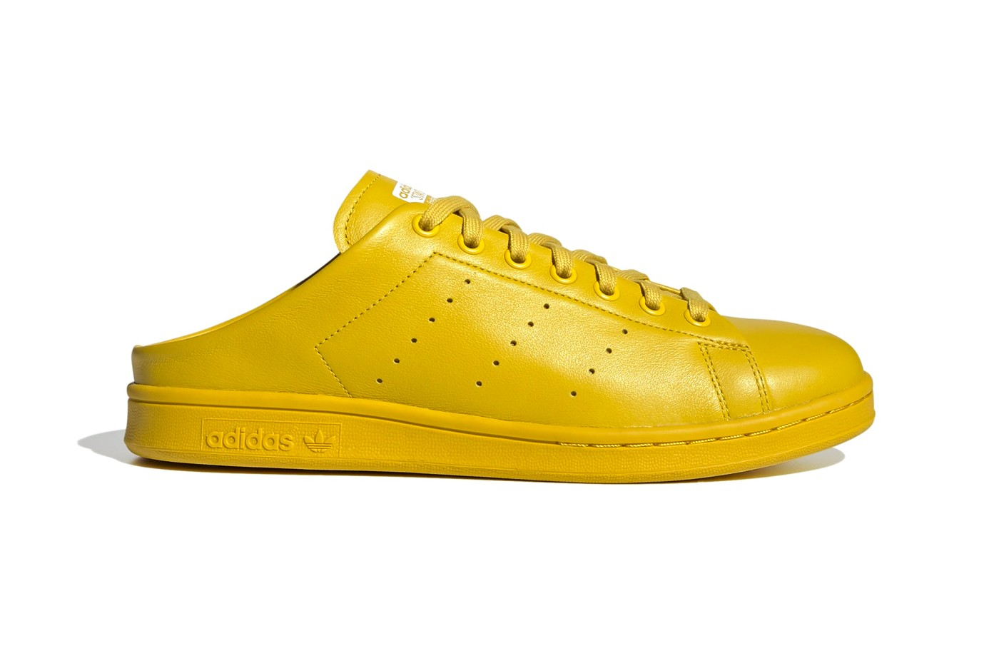 stan smith yellow sole