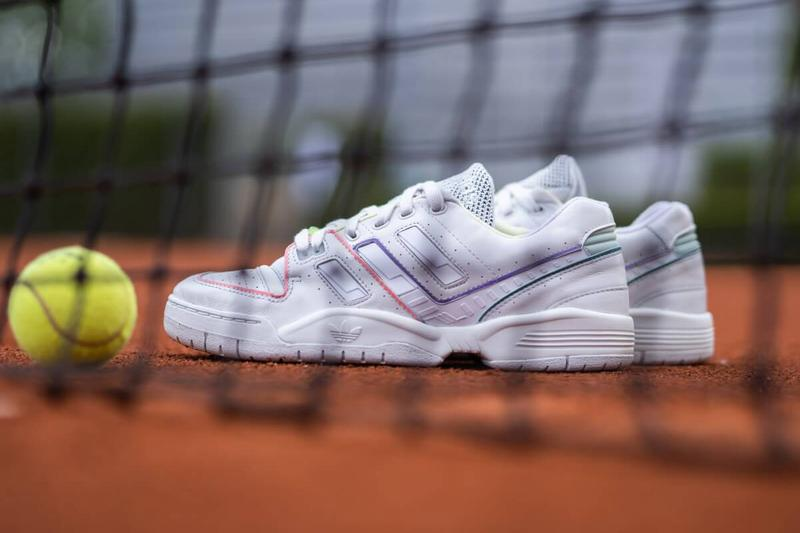adidas originals torsion comp tennis shoes crystal white yellow purple pink tint release date info photos price store list