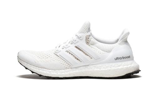 """OG adidas UltraBOOST 1.0 """"Triple White"""" Is Returning"""