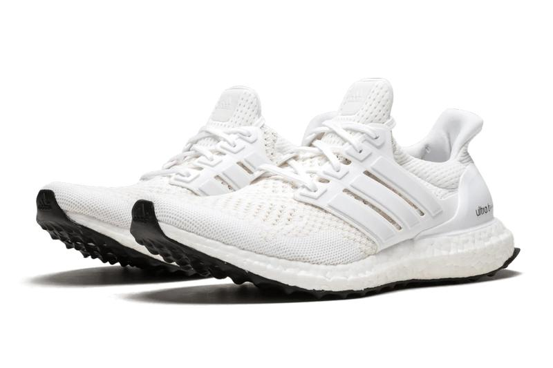 adidas ultraboost 1 0 triple white core 2020 restock s77416 release date info photos price