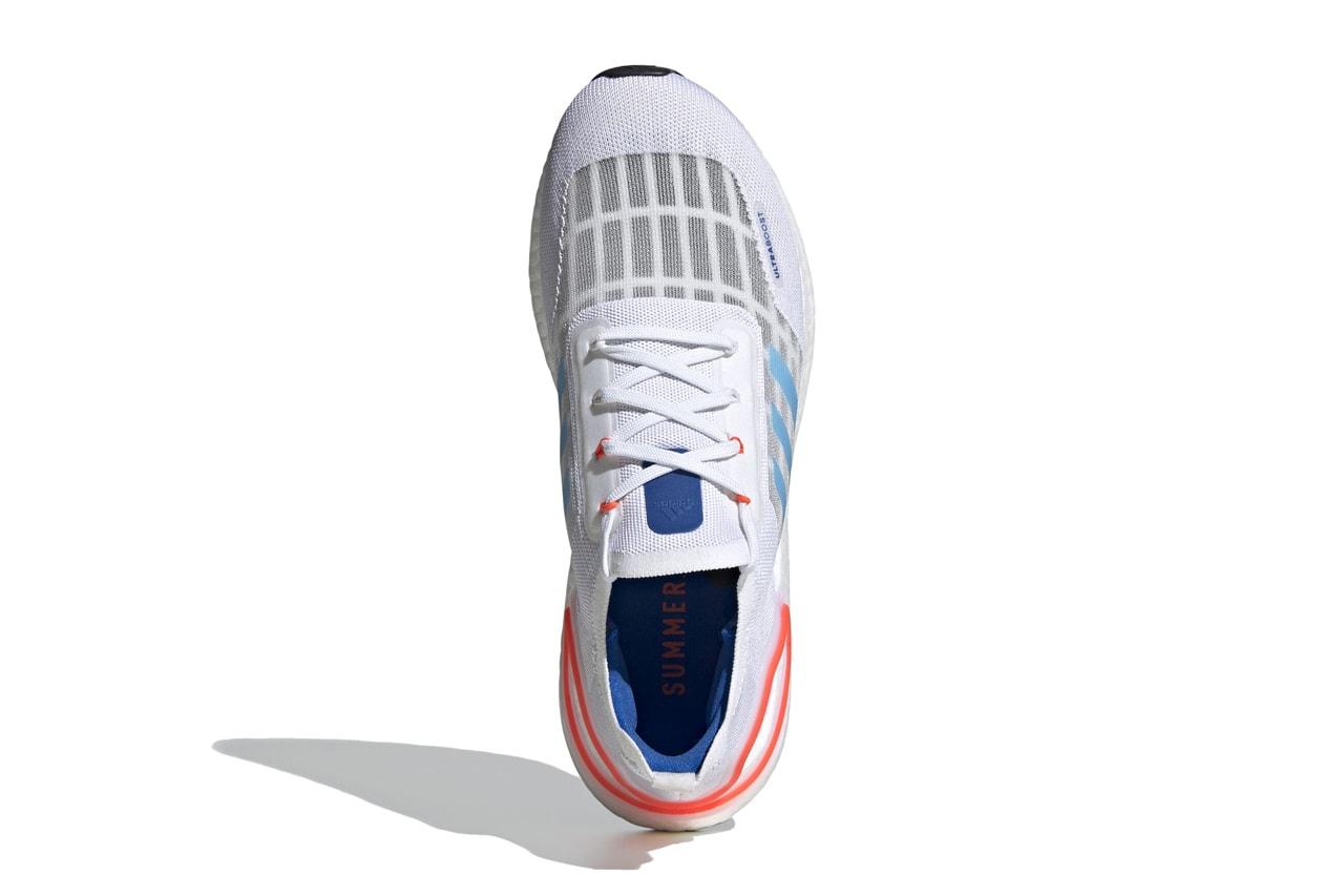 adidas UltraBOOST 釋出全新款式 SUMMER.RDY