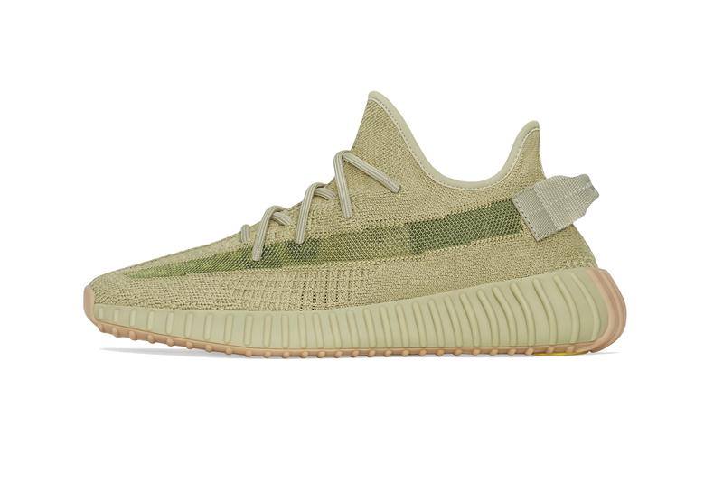 adidas yeezy boost 350 v2 sulfur kanye west shoes fy5346 release date info photos price