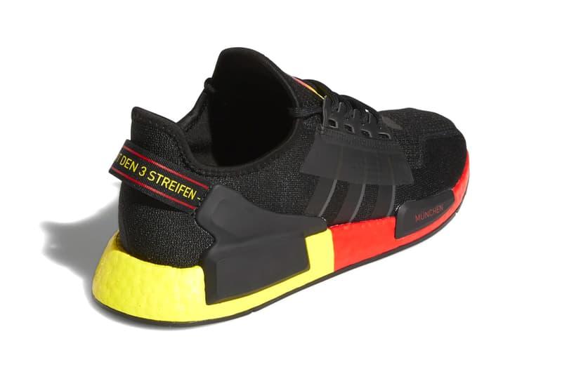 Adidas Nmd R1 V2 Munich Hypebeast