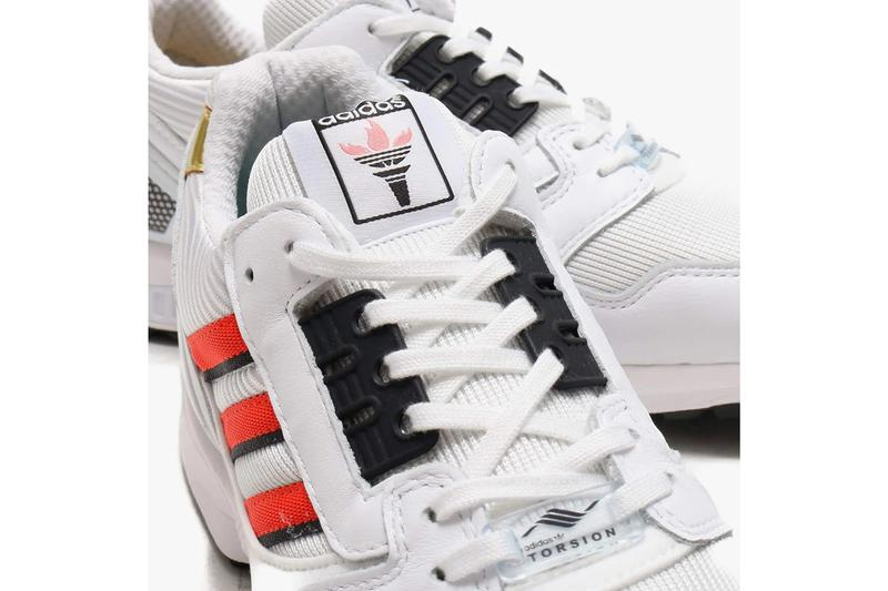 adidas originals olympics pack zx8000 white high res red core black fx9152 zx torsion footwear fx9153 nmd r1 matte silver rainbow release date info photos price store list