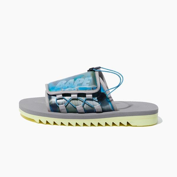 BAPE x Suicoke DAO Sandal SS20 Collaboration