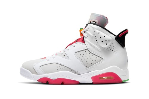 "Official Look at the Air Jordan 6 ""Hare"""