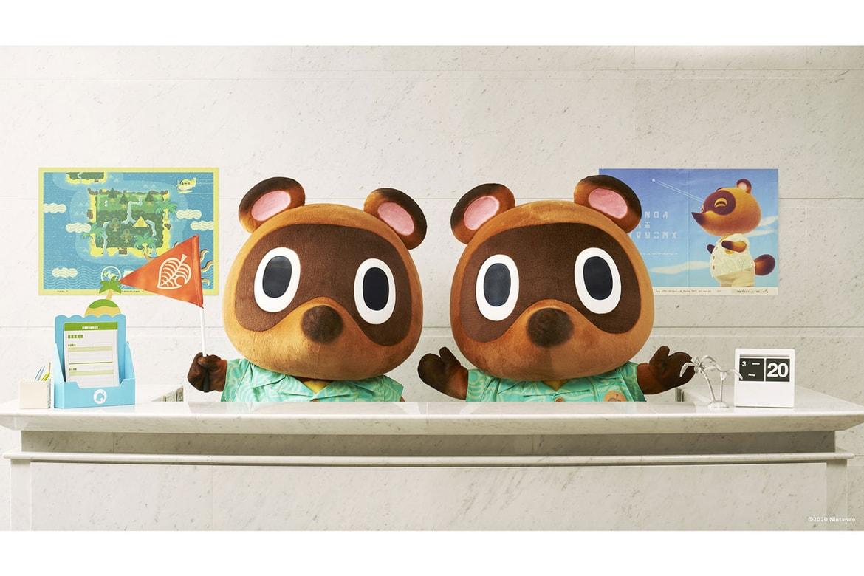 Animal Crossing Free Wallpaper Download Hypebeast