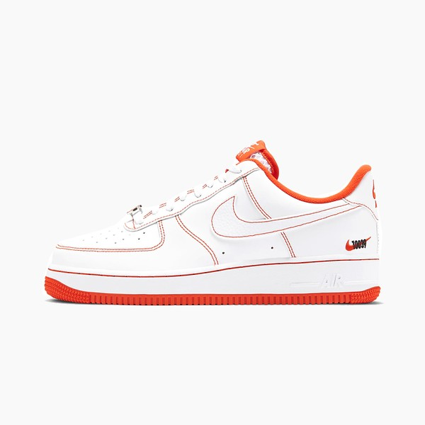 "Nike Air Force 1 ""Team Orange"""